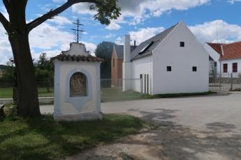 Palírna destilátů v Javornici v Pošumaví (ateliér ADR)