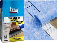 Hydroizolace Exteriér 2K značky Knauf