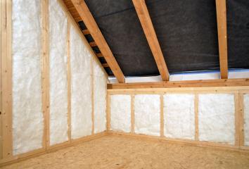 Ilustrační foto, minerální izolace ve stavebních konstrukcích