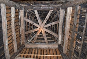 Obr. 2: Vnitřní prostory určené k horkovzdušné sanaci [3, 4]