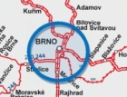 Řídicí výbor Železničního uzlu Brno doporučil brněnské hlavní nádraží přesunout