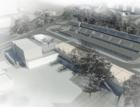 Český Krumlov začal opravovat autobusové nádraží