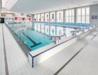 Úspěšně rekonstruovaný bazén se systémem posuvného dna ve Vysokém Mýtě