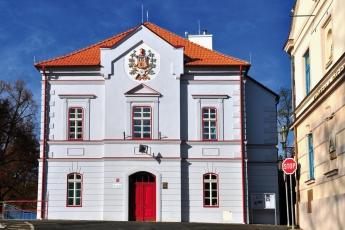 Snížení energetické náročnosti budov Domu dětí a mládeže v Českém Krumlově, Linecká 67