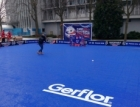 Na sportovních podlahách Gerflor se bude hrát prosincové MS ve florbale v Praze