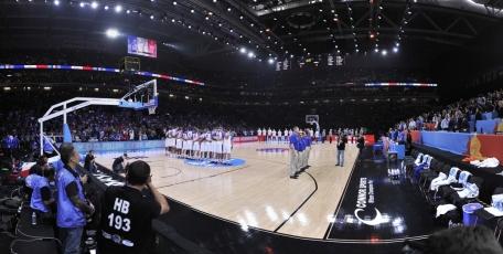 Gerflor Connor Sports, Eurobasket 2015