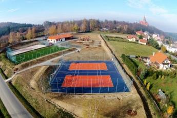 Gerflor Sport Court, Bouzov, 2015