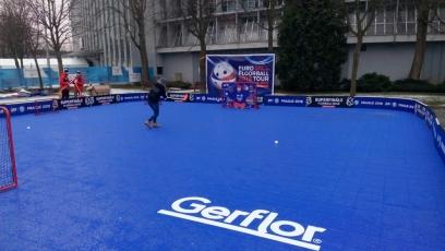 Gerflor Sport Court, Olympijsky park Brno, 2018