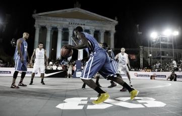 Gerflor Sport Court, FIBA 3X3 World Cup, Atény