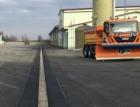 Rekonstrukce ploch v areálu Správy a údržby dálnic v Ivanovicích