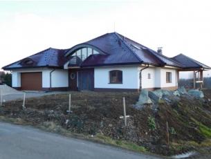 Kategorie Rodinné domy a obytné stavby, 1. místo – rodinný dům v Horních Bludovicích