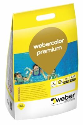 Spárovací malta webercolor premium