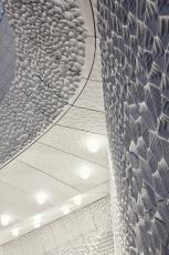 Bílá kůže velkého sálu, foto © Maxim Schulz