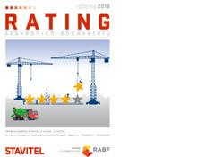 Vyšla příloha časopisu Stavitel Rating stavebních dodavatelů 2018