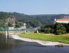 Děčín vyhlásil architektonickou soutěž na lávku přes Labe
