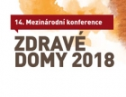 Konference Zdravé domy 2018