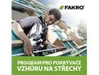 Motivační program FAKRA Vzhůru na střechy pro realizační firmy