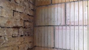 Obr. 5: Kolmé napojení AKU stěny u rekonstruovaného starého objektu