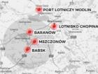 Polští zákonodárci schválili stavbu nového letiště