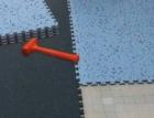 Modulární vinylové podlahy Gerflor Fasttrack pro průmyslové haly, supermarkety a nemocnice