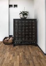 Dřevěná podlaha Kährs, kolekce Lumen, dekor Dub Dusk