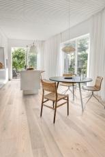 Dřevěná podlaha Kährs, kolekce Lux, dekor Dub Sky