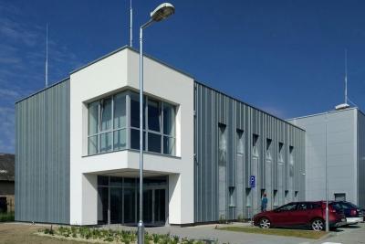 3. místo: Provozně výrobní areál spol. Sincon Technology, s. r. o., Modřišice u Turnova