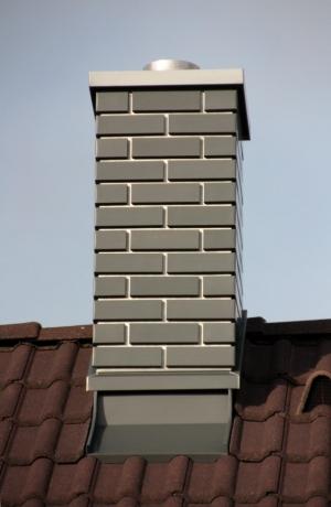 1. místo: Rodinný dům Roženecké Paseky, rekonstrukce objektu, komín