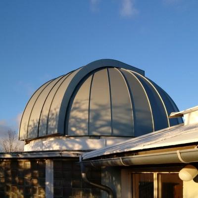 2. místo: Severočeská hvězdárna a planetárium v Teplicích, rekonstrukce objektu