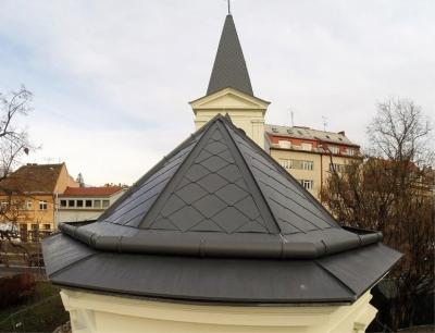 3. místo: Kaple sv. Václava, rekonstrukce objektu, Brno