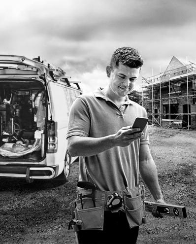 Komplexní řešení od Vodafonu pro stavební firmy