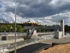 100. Betonářské odpoledne: Vltavská vodní cesta – Plavební komora Hněvkovice