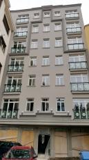 Rekonstrukce polyfunkčního domu na Jungmanově náměstí v Praze, Knauf Vermiplaster