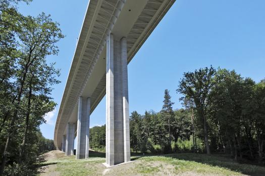 Obr. 10: Dokončený most