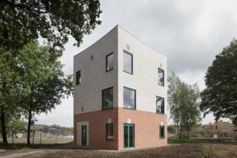 Dům Atlas (Eindhoven, Nizozemí), foto Stijn Bollaert