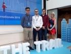 Studenti z ČVUT vyhráli soutěž s robotem na úklid staveniště