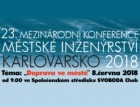 Konference Městské inženýrství 2018