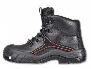 Bezpečnostní obuv Engelbert Straus s ochranou proti vysokým teplotám