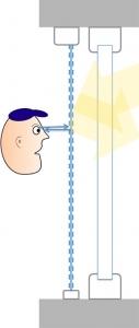 Obr. 11: Ochrana soukromí plus odraz vnitřního světla