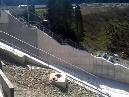 Rekonstrukce vodního díla Šance – převedení extrémních povodní a bezpečnost