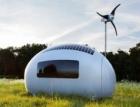 Ecocapsule chce zahájit sériovou výrobu mobilního domu příští rok