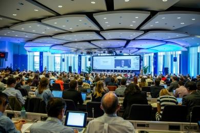 Předávání ocenění EU Sustainable Energy Award v budově Charlamagne Evropské komise (zdroj: EUSEW)