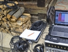 Využití nedestruktivních metod při průzkumu dřevěných prvků konstrukcí a uměleckých předmětů