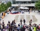V BB Centru vybudovali za 65 miliónů z parkoviště náměstí