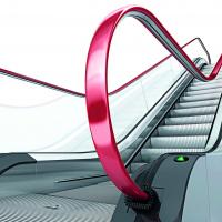 V aplikaci Schindler Escalator si můžete navrhnout design eskalátorů sami