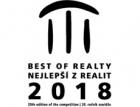 Otevírá se další ročník soutěže Best of Realty – Nejlepší z realit
