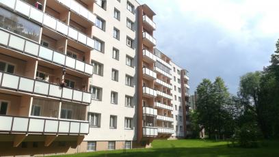 2. místo, Třinec, Beskydská ul., realizační firma VAPES CE, s. r. o.