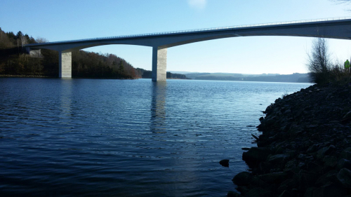 Obr. 6: II/150 Brzotice, rekonstrukce mostu ev. č. 150-012