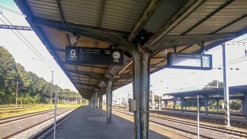 Obr. 13: Rekonstrukce zabezpečovacího zařízení v železniční stanici Lovosice