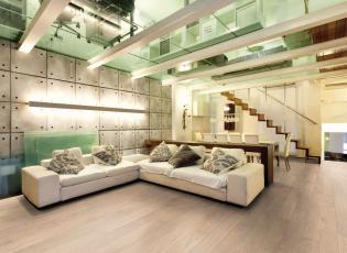 1FLOOR FORTE – nová kolekce třívrstvých dřevěných podlah od KPP, dekor 2